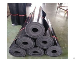 Smooth Surface Insulation Rubber Sheet
