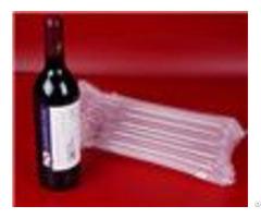 Red Wine Pouch Air Column Bag