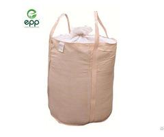 Free Sample Circular Type 100% Virgin Polypropylene Woven Fibc Big Bag