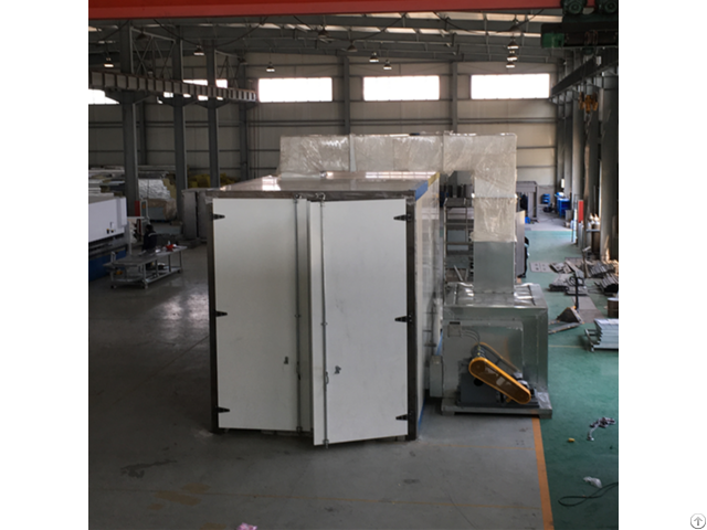 Customized Powder Coating Oven With Less Energy Cost