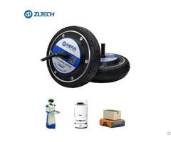 Zltech 6 5 Inch 36v 48v 250w 120kg Load Dc Brushless Wheel Hub Servo Motor For Agv Mobile Robot