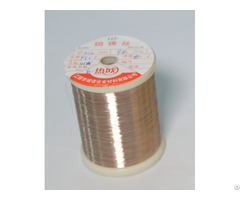 Nickel Alloy Cuni2 Resistance Wire For Underground Heating