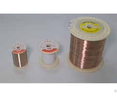 Cuni4 Resistance Wire For Heating Cable