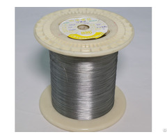 Alloy Material E Type Thermocouple Resistance Wire