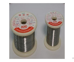 Cr15ni60 Nickel Chromium Resistance Wire