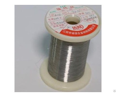 High Quality Cr20ni30 Alloy Resistance Wire