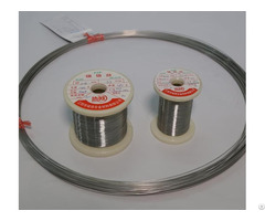 High Resistance Alloy Cr25ni20 Wire