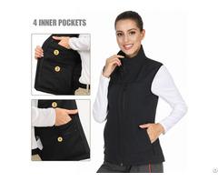 Mier Women S Lightweight Softshell Vest