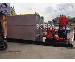 Diesel Fire Pump Set Split Case Type Xbc Sow