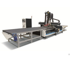 F6 Automatic Load Unloading Cnc Router