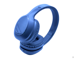 Over Ear Big Earmuff Noise Canceling Bluetooth Headset In 2020