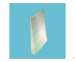 Fused Silica Wedge Prism