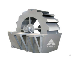 Impeller Sand Washing Machine