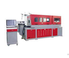 China Manufacturer Cnc Of Red Wine Metal Bracket 3d Wire Bending Machine