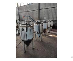 100l Fermenter In Stock For Home Brew Testing
