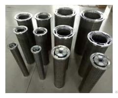Non Standard Metal Hydraulic Filter Element