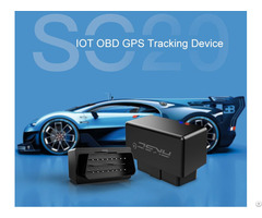 Vehicle Obd Gps Tracking Device
