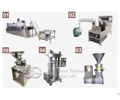 Coffee Bean Powder Making Machine