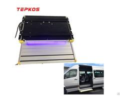 Tepkos Brand Electric Sliding Door Step