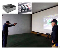 Hivista Laser Shooting Training System And Interactive Projection Games