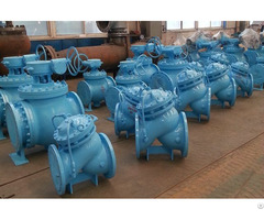 The Check Valve For Pump Inlet