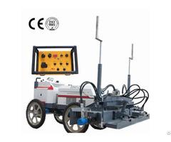 S840 2 Remote Control Concrete Laser Screed