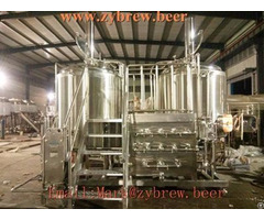 Brewery Equipment Micro Brewing Machine