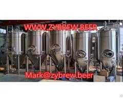 Fermenter Bright Beer Tank