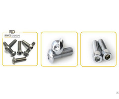Leading Manufacturer Of Bolts Nuts Washers Studs