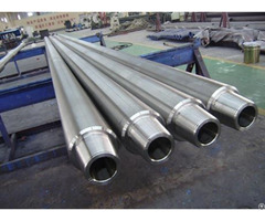 Api Non Magnetic Drill Collar And Couplings For Drilling