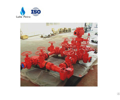 Api 16c Manifold For Wellhead Control With Gate Valves