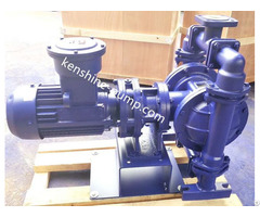 Dby Electric Operated Double Diaphragm Pump