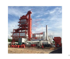 Qlb X Series Tower Type Asphalt Mixing Plant