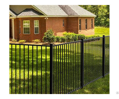 Ornamental Residential Fence