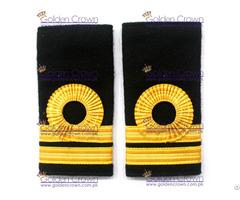 Navy Epaulettes And Shoulder Straps