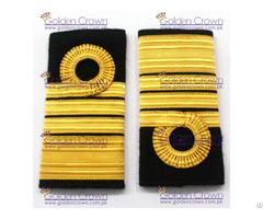 Navy Commander Shoulder Straps