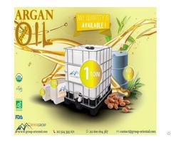 Moroccan Argan Oil In Bulk