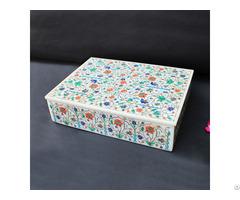 Marble Square Box