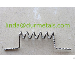 China Manufacturer Supply Stranded Tungsten Wire For Vacuum Coating
