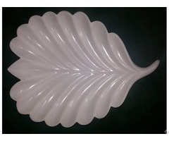 Marble Carved Plate