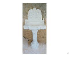 Marble Carved Wash Basin
