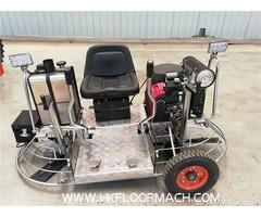 S100 Ride Trowel Machine