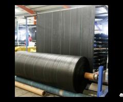 Black Plastic Pp Ground Cover