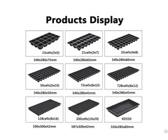 Cheap 15 21 32 50 72 128 200cell Plug Trays Wholesale Supplier