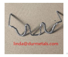 Polished Tungsten Wire Twisted For Aluminum Vacuum Metallizing