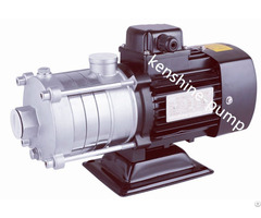 Chlf Light Duty Stainless Steel Multistage Horizontal Pump
