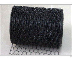 Galvanised And Pvc Coated Hexagonal Hole Wire Mesh