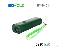 New Abs Materials Ultrasonic Dog Repeller With Flashlight