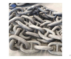 58mm Grade 2 3 Stud Link Anchor Chain
