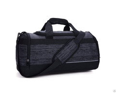 Mier 20 Inch Gym Bag With Shoe Compartment